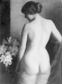 Disrobed Janet Agnes Cumbrae-Stewart (1883-1960) Australia