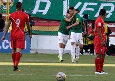 Bolívia perde pontos, e Chile tira Argentina da zona de classificação #globoesporte