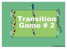 http://www.top-soccer-drills.com/transition-game--2.html #TacticalDrillsForSoccer #Tactical #Drills For #Soccer