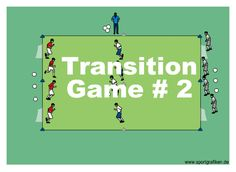 http://www.top-soccer-drills.com/transition-game--2.html #TacticalDrillsForSoccer #Tactical #Drills For #Soccer
