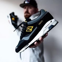 What 1500 do you want NB to reissue next? For me it is another nubuck pair any of these beauties & Sneakers Mode, Best Sneakers, Casual Sneakers, Sneakers Fashion, Mens Fashion Shoes, Shoes Sneakers, Sneaker Outfits, Sneaker Boots, New Balance Sneakers
