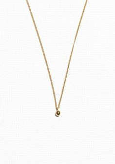 & Other Stories | Gold Plate Necklace