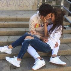 Image about cute in couple goals😘😫🙏 by Alexis Bain Couple Bi, Couple Fotos, Photo Couple, Couple Shoot, Cute Couples Photos, Cute Couple Pictures, Cute Couples Goals, Romantic Couples, Couple Goals Relationships
