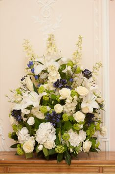 Gardenia has been designing wedding flowers for almost 20 years so we know a thing or two about pew-ends, jam jars and buttonholes. We are experts in making sure your special wedding day goes exactly to plan. Gardenias, Gardenia Wedding Flowers, Pew Ends, Buttonholes, Pedestal, Floral Wreath, Wedding Day, Wreaths, Display