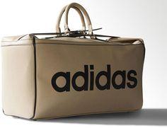 Adidas Team Bag reissued - Retro to Go Adidas Retro, Adidas Vintage, Vintage Tracksuit, Pink Luggage, Vintage Sportswear, Adidas Bags, Vintage Bag, Mod Fashion, Baggage