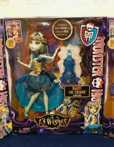 13 Wishes Frankie in box. GUH. Need her so badly. @_@