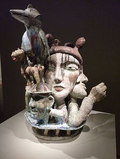 SunKoo Yuh // ceramic sculpture