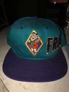 best service 1f1c7 e24ac Hey Arnold! Bioworld Snapback Hat Adjustable Cap 90s Cartoon Nickelodeon  Retro