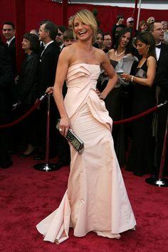 Cameron Diaz,Oscar Dress 2008  By Christian Dior