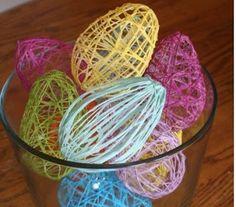 Otthon dekor: Csináld magad....Álmaink húsvéti tojásai
