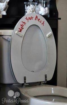 Halloween WC