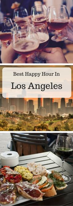 Are you looking for the best happy hour spots in Los Angeles? Click on the link for a comprehensive list of the best places to grab happy hour, cocktails, and other refreshments in LA!