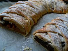 Strudel, Amazing Cakes, Food And Drink, Bread, Cooking, Rum, Fotografia, Diet, Brot