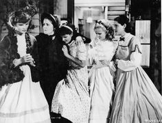 Still of Katharine Hepburn, Joan Bennett, Spring Byington, Frances Dee and Jean…