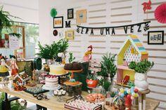 festa infantil era uma vez julia mateus amanda costa decoracao inspire-42