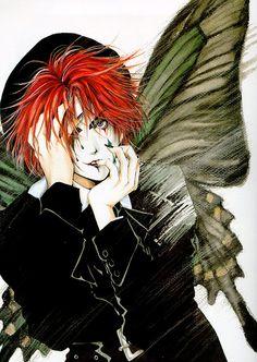 BeLiaL/Mad Hatter from AngeL Sanctuary by Yuki Kaori