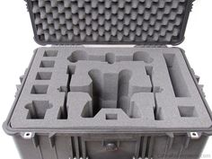 Yuneec Typhoon H Drone Foam Insert for Pelican Case 2750 (Foam Only)