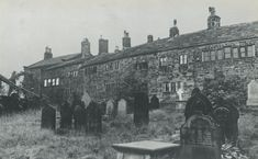 Woolen Industry in England Hebden Bridge, Woolen Mills, Yorkshire England, Industrial Revolution, Old Houses, Cottages, Manchester, History, Architecture