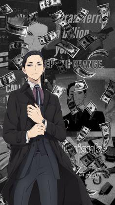 Anime Wallpaper Phone, Cool Anime Wallpapers, Animes Wallpapers, Anime Neko, Haikyuu Anime, Anime Art, Animes On, Cool Anime Guys, Character Wallpaper