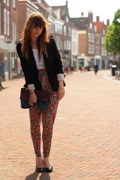 I really want pants like that!