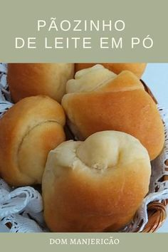 Pasta, Churros, Bagel, Bread Recipes, Sweet Recipes, Donuts, Food And Drink, Low Carb, Gluten