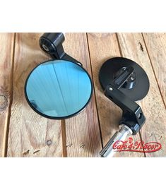 Flat Design CNC Bar End Mirror Type 3 Full Face Motorcycle Helmets, Motorcycle Mirrors, Motorcycle Battery, Motorcycle Headlight, Motorcycle Seats, Helmet Shop, Cafe Racer Parts, New Motorcycles, Rear View Mirror