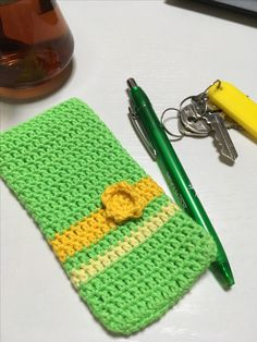 Amigurumi phone case