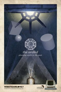 LOST: The Orchid, Dharma Initiative Station by Neil Richards