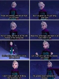 Mid terms by Frozen
