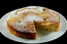 Country Pear Cake ****good. Not too sweet and love the hint of lemon.  Bon Appètit recipe (Uses olive oil instead of vegetable oil)
