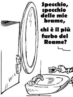 ITALIAN COMICS -Il miracolo di San Matteo. Alla sede del PD Matteo Renzi resuscita politicamente il Cavaliere...leggi l'articolo.