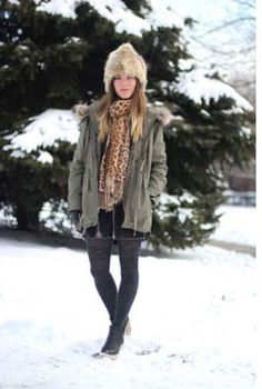 Cold Weather Style: Bloggers Show Us How to Look Chic