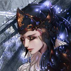 Tears, Cu Lu on ArtStation at http://www.artstation.com/artwork/tears-9c6d75eb-9efb-4bba-8afa-5aad6845c9ef