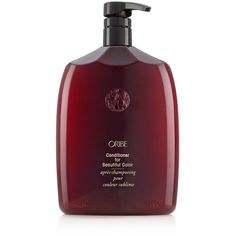 Oribe Conditioner for Beautiful Color 33.8 oz. (500 BRL) ❤ liked on Polyvore featuring beauty products, haircare, hair conditioner, no color, oribe, oribe haircare and oribe hair care