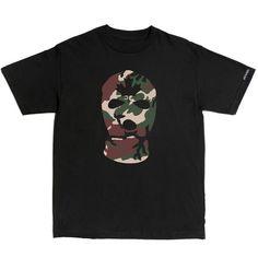 Camo Mask T-shirt – Ephin Lifestyle Holdings Corp.