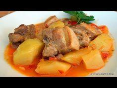 Comeme todo Pot Roast, Pork, Cooking Recipes, Meat, Ethnic Recipes, White Magic, Paninis, Quiche, Videos