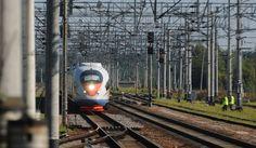 Hochgeschwindigkeitsbahn: Chinesen erwägen Bau in Russland