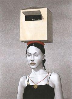 Andrej Mashkovtsev - Somebody In the Box