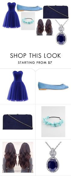 """""""Jennifer's Party Outfit"""" by lizzie12304 on Polyvore featuring Repetto, Dorothy Perkins and Full Tilt"""
