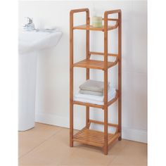 Bathroom organizers from Walmart   Cleaning and Organization     Organize It All 29954W 1   Lohas 4 Tier Tower   Sale Price   82 99