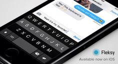 After you get iOS 8, here are three great new iPhone keyboards to try