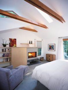 Modern Bedroom by Griffin Enright Architects and Griffin Enright Architects in Los Angeles, California