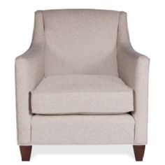Spills club chair from Boston Ineriors small space collection.