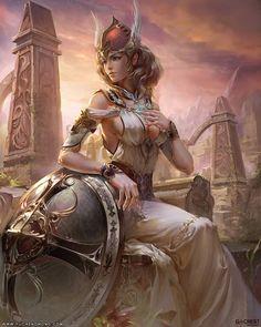 30 Mind Blowing Fantasy Artworks | Cuded  Ernesta