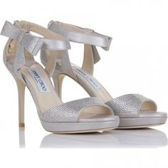 Jimmy Choo Bridal Shoes store supplies Jimmy Choo Lattice Shimmer Sandals Beige, all high quality Jimmy Choo Bridal Shoes at most reasonable price. Fast free shipping and up to 90% off.