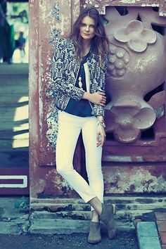 Faifo Jacket from Anthropologie - $148.00