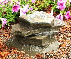 Rocks+Gardens+Water+Fountain   Aquascape, Inc., Acquires Aqua Rock™ Fountain Kit   POND Trade News