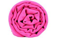 67b285415893 Grand pashmina couleur rose fluo fuschia, dans l air du temps. Echarpe  Cachemire