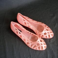 Jellies!!!  Blast from the past-- you know you had a pair!