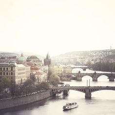 Prague | Czech Republic .. My absolute favorite city in the world. I'd love to go back and spend some more time in this beautiful city!